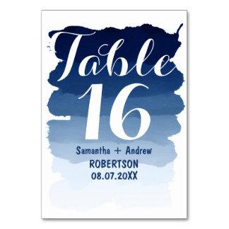 Etiquetas de mesa en Zazzle