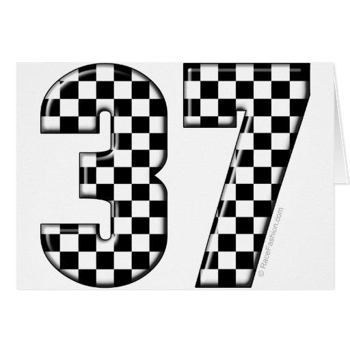 número el competir con auto 37 felicitaciones