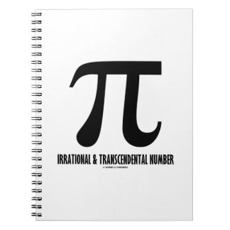 Número irracional y trascendental del pi libros de apuntes