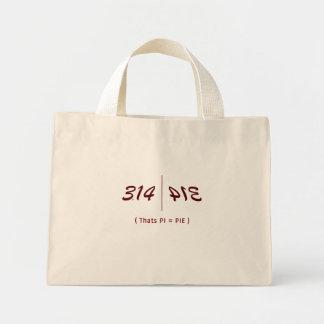 Numero PI Tote Bag