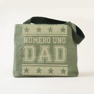 Numero Uno Dad Tote