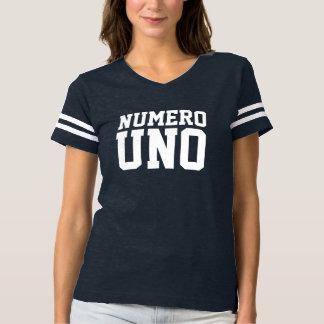 Numero Uno Football T-Shirt