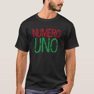 """""""Numero Uno"""" t-shirt"""