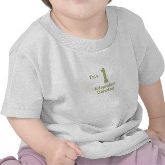 Numerology 1 shirt