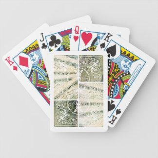 """Números afortunados "" Barajas De Cartas"