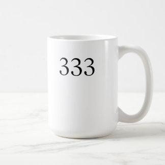 ¿Números afortunados? ¿O simplemente una fan de Te Taza De Café