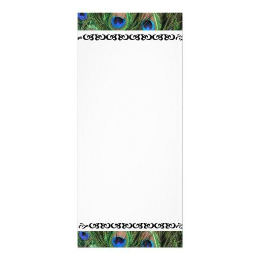 Números coloridos de la tabla del boda de la pluma lonas