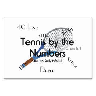 Números SUPERIORES del tenis