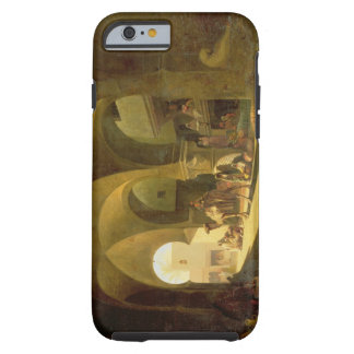 Numerous Figures in a North African Bazaar, 1839 ( Tough iPhone 6 Case
