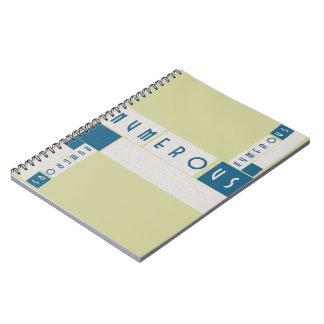 Numerous Notebook