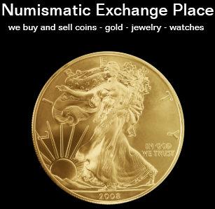 Gold coin business cards zazzle numismatic coin dealer design square business card colourmoves