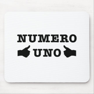 Numro Uno Mouse Pad