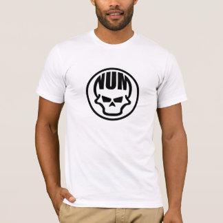 Numskull Circle White T-Shirt