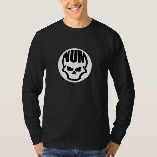 Numskull White Circle Long Sleeve T-Shirt