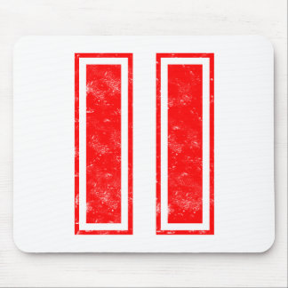 Numver Eleven 11th Birthday Gifts Mouse Pad