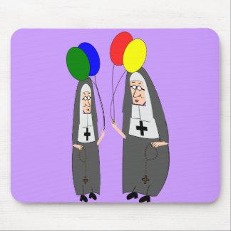 Nun Birthday Gifts Mouse Pad