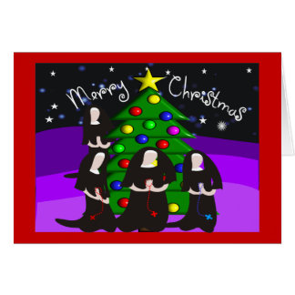 Nun Christmas Cards and Gifts