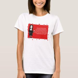 Nun with Martini T-Shirt