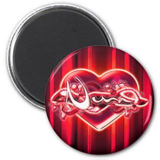 Nuna 2 Inch Round Magnet