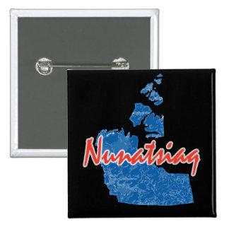 Nunatsiaq - Northwest Territories Button