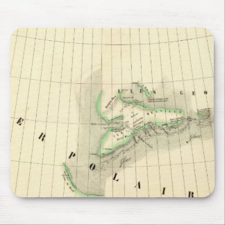 Nunavut, North West Territories Mouse Pad