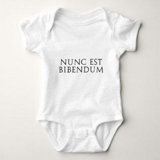 Nunc Est Bibendum Baby Bodysuit