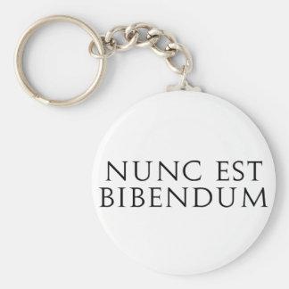 Nunc Est Bibendum Key Chain