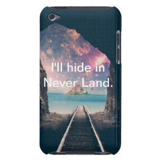 Nunca aterrice iPod touch coberturas