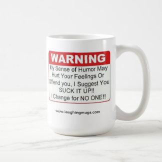 Nunca cambie la taza