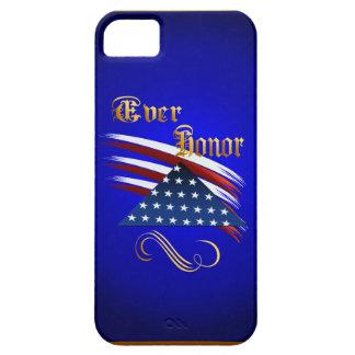 Nunca caso del iPhone 5 del honor Funda Para iPhone SE/5/5s