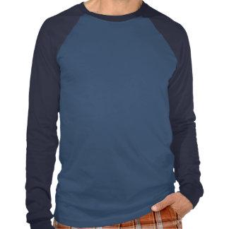 Nunca confíe en a un hombre en una manga larga de  camisetas