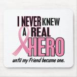 Nunca conocía a un AMIGO real del héroe (el cáncer Tapete De Ratón