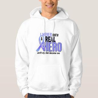 Nunca conocía a un cáncer de próstata del hijo del pulóver
