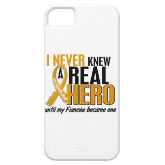Nunca conocía a un cáncer del apéndice del iPhone 5 carcasas