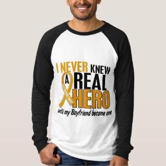 Nunca conocía a un cáncer del apéndice del novio poleras