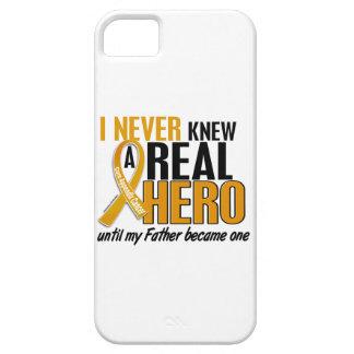 Nunca conocía a un cáncer del apéndice del padre funda para iPhone SE/5/5s