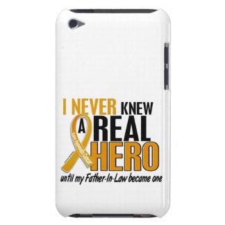 Nunca conocía a un cáncer del apéndice del suegro  barely there iPod protector