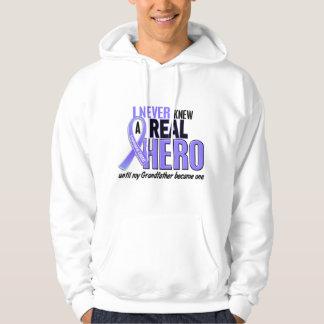 Nunca conocía a un cáncer del esófago de abuelo sudadera