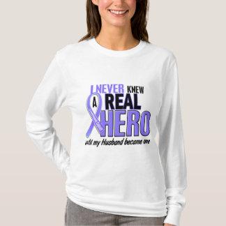 Nunca conocía a un cáncer del esófago del marido playera
