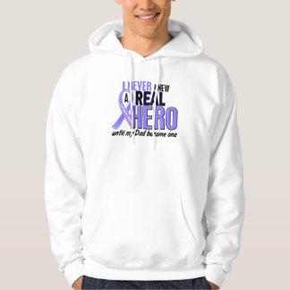 Nunca conocía a un cáncer del esófago del papá del sudadera