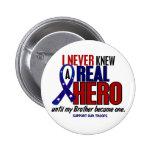 Nunca conocía a un héroe 2 Brother (apoye a nuestr Pin