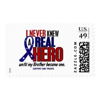 Nunca conocía a un héroe 2 Brother (apoye a Sellos