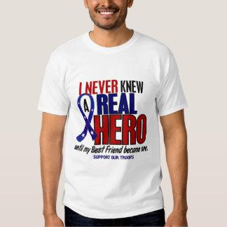 Nunca conocía a un mejor amigo del héroe 2 (apoye remeras