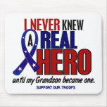Nunca conocía a un nieto del héroe 2 (apoye a nues tapete de ratones