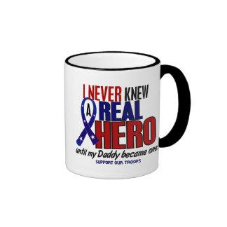 Nunca conocía a un papá del héroe 2 (apoye a taza de dos colores