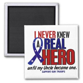 Nunca conocía a un tío del héroe 2 apoye a nuestr imán de frigorífico