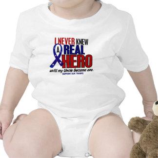 Nunca conocía a un tío del héroe 2 (apoye a nuestr camiseta