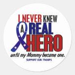 Nunca conocía a una mamá del héroe 2 (apoye a nues etiqueta redonda