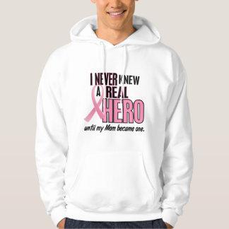 Nunca conocía a una MAMÁ real del héroe (el cáncer Sudadera