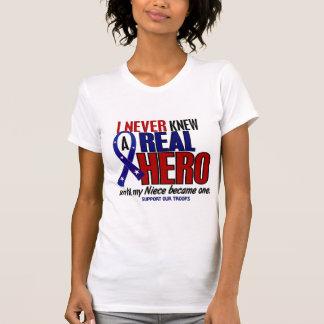 Nunca conocía a una sobrina del héroe 2 (apoye a playera
